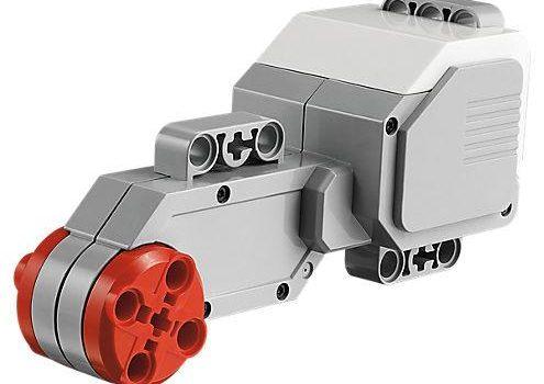Ev3 Lego Κινητήρες