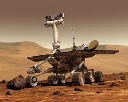 Εξερευνώντας το διάστημα με ρομπότ!