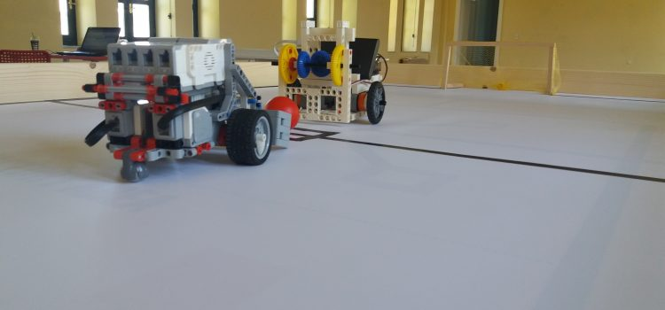 Arduino Leonardo Remote Controlled Robot with Mobile Phone Connection via Bluetooth