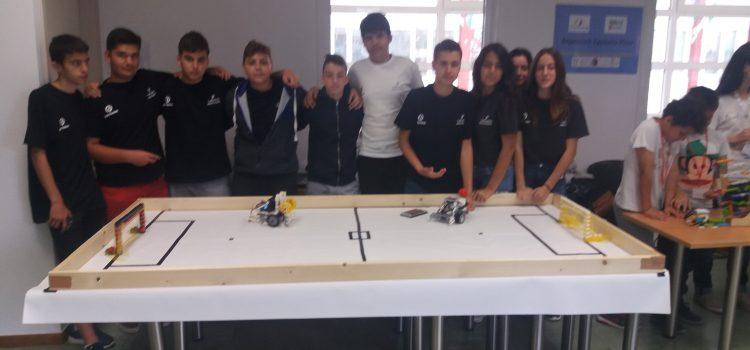 Συμμετοχή της ομάδας εκπαιδευτικής ρομποτικής στο Patras Science Festival